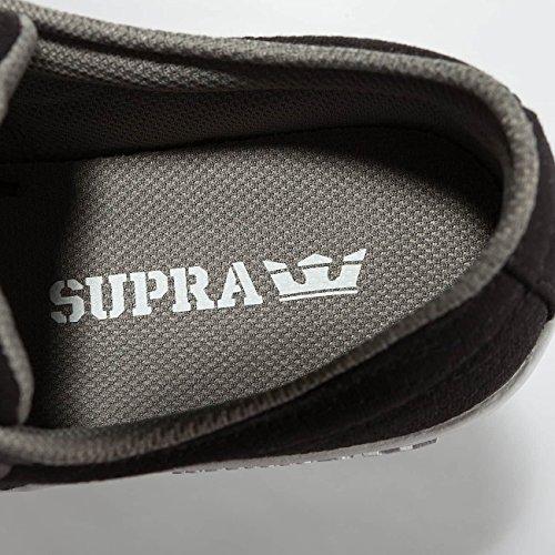 Supra - Stacks II, Senakers a collo basso, unisex Nero