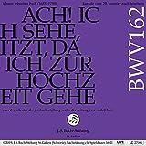 Ach! Ich sehe, itzt, da ich zur Hochzeit gehe, BWV 162: V. Arie (Duett Alt, Tenor) - In meinem Gott bin ich erfreut