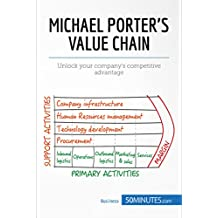 Michael Porter's Value Chain: Unlock your company's competitive advantage (Management & Marketing Book 12) (English Edition)