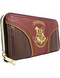 Cartera de Harry Potter Hogwarts equipo Quidditch Rojo