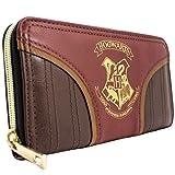 Harry Potter Hogwarts squadra Quidditch Rosso Portafoglio
