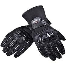MADBIKE guantes impermeables para moto, de invierno