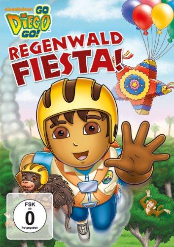 Bild von Go, Diego! Go! - Regenwald Fiesta!