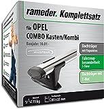Rameder Komplettsatz, Dachträger Through für Opel Combo Kasten/Kombi (120361-04818-1)