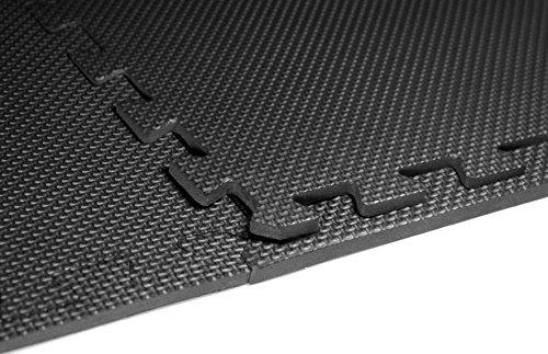 Schutzmatten Set Von Bemaxx Fitness 18 Puzzlematten