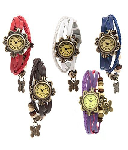 Girls Watches for Multi Colour Analog Watch By Shree 1108990