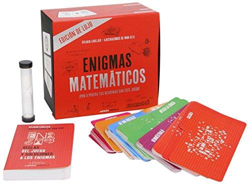 Enigmas matemáticos (Juegos Cúpula) por Sylvain Lhullier