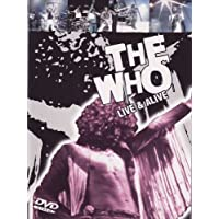 The Who - Live & Alive