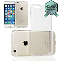 iPhone 6 6S (4,7 Zoll) Hülle TPU Case Schutzhülle Silikon Crystal Case Durchsichtig iphone6 iphone6s - Movoja®