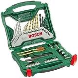 Bosch X-Line Accessory Set - 50 Pieces