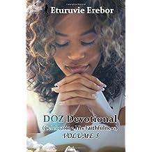 DOZ Devotional Volume 5