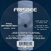 Paul Brtschitsch - Venex One - Frisbee Tracks - FT 032