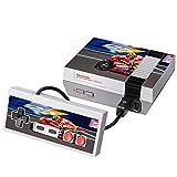 Extreme Sport 061, Motorradsport, Design folie Sticker Skin Aufkleber Schutzfolie mit Farbenfrohe Design für NES Classic Mini Designfolie