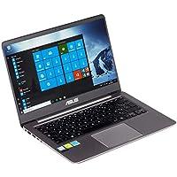 "Asus Zenbook UX410UF-GV049T Ultrabook 14""  FHD (Intel Core i7, Disque Dur 1 To + SSD 256 Go, 16 Go de RAM, Nvidia GeForce MX 130 2G, Windows 10) Clavier AZERTY Français"