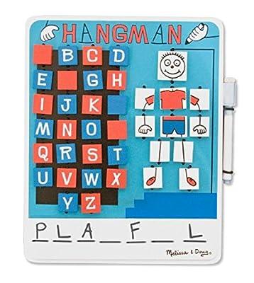 Melissa & Doug - Jeu du pendu - Flip to Win Hangman (Import Grande Bretagne)