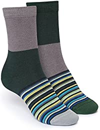 ThokkThokk Triple Striped Twins High-Top Socken Bio
