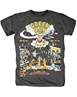 Green Day - Dookie Dancing Animals T-Shirt