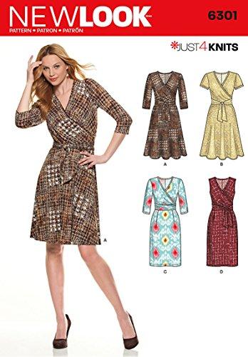 New Look da donna, taglie A 8-10-12-14-16-18-50,80