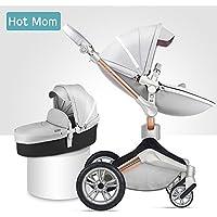 Hot Mom cochecito 3 en 1 Función con buggy y bañera 2018 ...