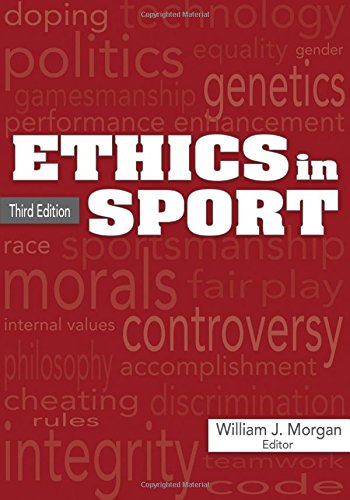 Ethics in sport / ed. William J. Morgan | Morgan, William John