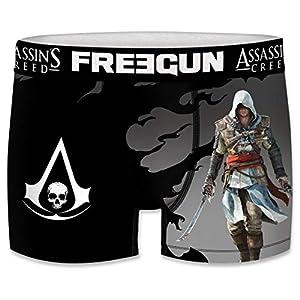 FREEGUN Bóxer para Hombre Assassin's Creed Edward Kenway