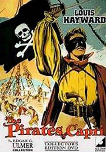 Pirates of Capri ( I Pirati di Capri ) ( Captain Sirocco ) [ NON-USA FORMAT, PAL, Reg.2 Import - United Kingdom ] by Massimo Se