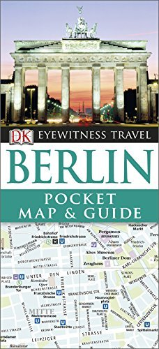 DK Eyewitness Pocket Map and Guide: Berlin (2015-01-16)