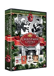 Christmas Cinema Classics - It's a Wonderful Life - White Christmas -An Old Fashioned Christmas -The Night They Saved Christmas -A Christmas Carol [5DVD BOXSET] [IMPORT]