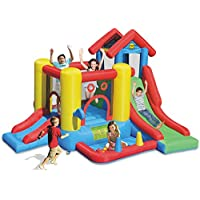 Inflable 7 in 1 Play House 9019 Happy Hop