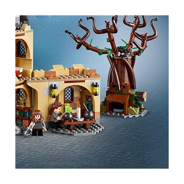 LEGO Harry Potter Il Platano Picchiatore di Hogwarts, Set da Collezione con 6 Minifigure, Ricco di dettagli, Idea Regalo… 4 spesavip