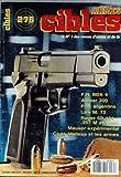 AMATEUR D'ARMES CIBLES (L') [No 275] du 01/02/1993 - F.N. BDA 9 - AIRSTAR 200 - P.M. ARGENTINS - LAW .M 72 - RUGER SP 101 357 M. ET 9MM - MAUSER EXPERIMENTAL - CORTO MALTESSE ET LES ARMES.