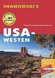 USA-Westen - Reiseführer von Iwanowski: Individualreiseführer mit Extra-Reisekarte und Karten-Download (Reisehandbuch) - Margit Brinke