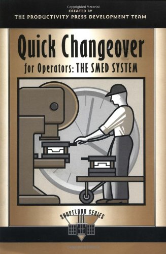 Quick Changeover for Operators: The SMED (System Operator)