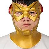 Halloween Masque Latex Tête pleine Casque Déguisement Season 3 Réplique pour Adulte Homme Vêtements Accessories