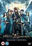 Pirates of the Caribbean: Salazar's Revenge [DVD] [2017]
