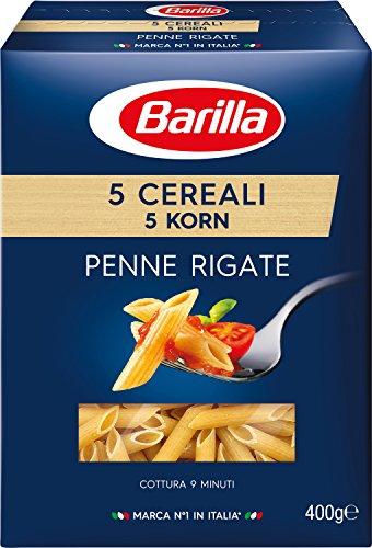 Barilla Pâtes Penne Rigate 5 Cér...
