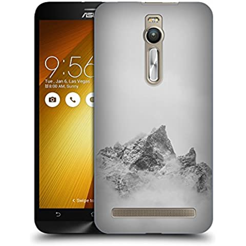 Ufficiale Luke Gram Yellowstone National Park III Inverno Cover Retro Rigida per Zenfone 2 / Deluxe