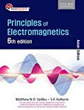 Principles of Electromagnetics: Sixth Edition