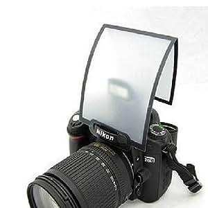 Pop Up Flash Diffuser Camera Accessory (DEPOPUP)