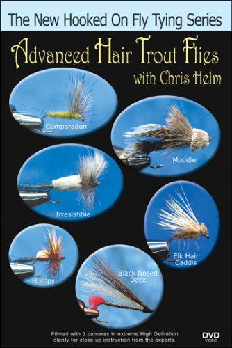 Preisvergleich Produktbild Advanced Hair Trout Flies
