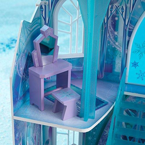 Elsa Eispalast: Eiskönigin Puppenhaus aus dem Film Frozen (inkl. Testbericht) - 7