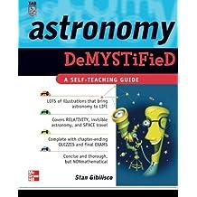 Astronomy Demystified by Stan Gibilisco (2002-08-02)
