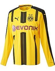 Puma Maillot BVB manches longues Home Replica T-shirt