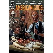 American Gods: Shadows #8 (Neil Gaiman's American Gods: The Shadows)
