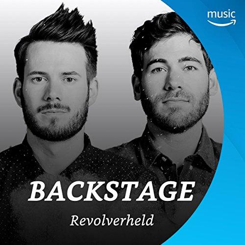 Backstage mit Revolverheld
