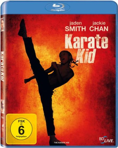 Karate Kid [Blu-ray] - Partnerlink