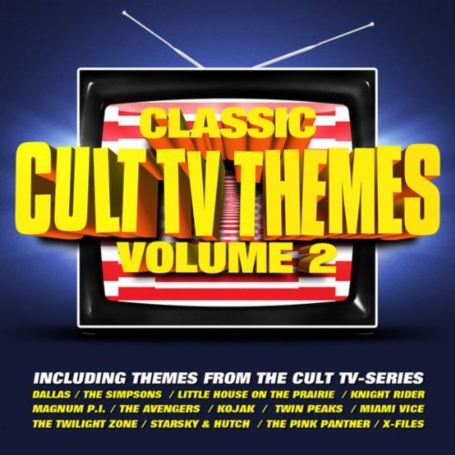 Classic Cult TV Themes Vol. 2