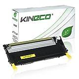 Toner Kompatibel zu CLP-320 für Samsung CLP-325, CLX-3180, CLX-3185 - CLT-Y4072S/ELS - Yellow 2.000 Seiten