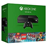 Xbox One 500GB Konsole - Bundle inkl. The LEGO Movie Videogame