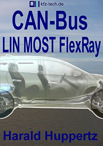 Libro PDF Gratis CAN-Bus: LIN MOST FlexRay (Tecnología